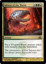 Advent of the Wurm 1