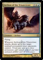 Archon of the Triumvirate 1