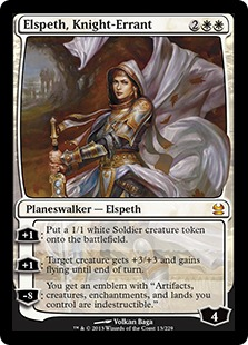 Elspeth, Knight-Errant 1