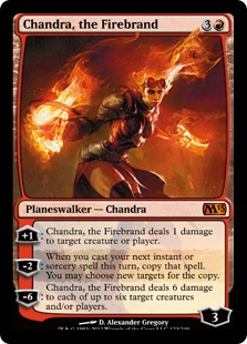 Chandra, the Firebrand 1