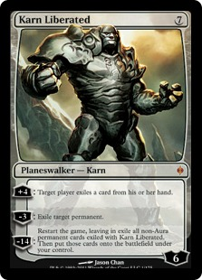 Karn Liberated 1