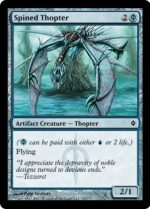 Spined Thopter 1