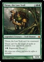 Thrun, the Last Troll 1
