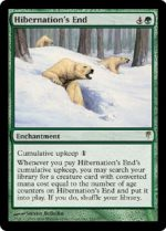 Hibernation's End 1