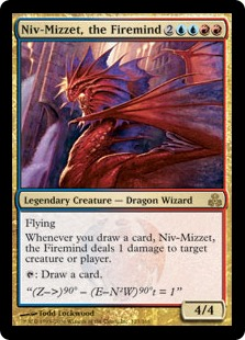 Niv-Mizzet, the Firemind 1