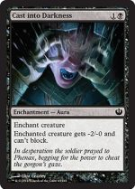 Cast into Darkness (FOIL) 1