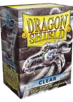 dragon shield - clear