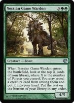 Nessian Game Warden (FOIL) 1