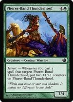Pheres-Band Thunderhoof (FOIL) 1