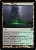 Temple of Malady (FOIL) 1