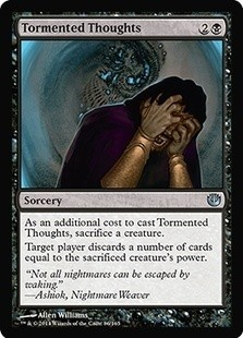 Tormented Thoughts 1