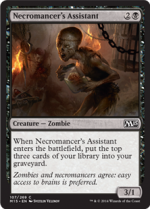 Necromancer's Assistant 1