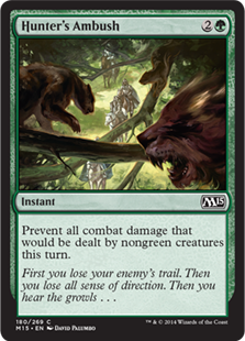 Hunter's Ambush (FOIL) 1