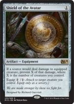 Shield of the Avatar (FOIL) 1