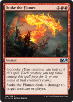 Stoke the Flames (FOIL) 1