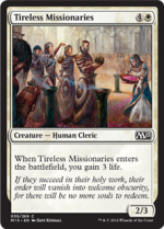 Tireless Missionaries (FOIL) 1