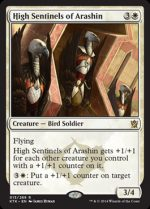 High Sentinels of Arashin 1