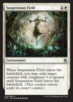 Suspension Field 1