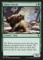 Alpine Grizzly (FOIL) 1