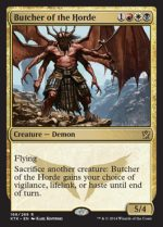 Butcher of the Horde (FOIL) 1