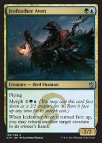 Icefeather Aven (FOIL) 1