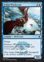 Jeskai Windscout (FOIL) 1
