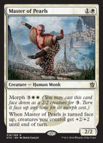 Master of Pearls (FOIL) 1