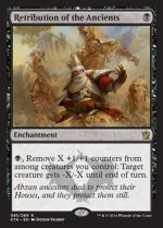 Retribution of the Ancients (FOIL) 1