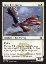 Sage-Eye Harrier (FOIL) 1