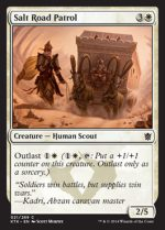 Salt Road Patrol (FOIL) 1