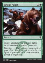 Savage Punch (FOIL) 1