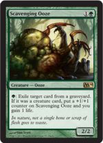scavenging ooze - duels