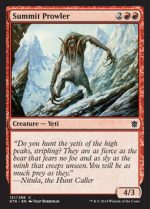 Summit Prowler (FOIL) 1