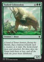 Tusked Colossodon (FOIL) 1