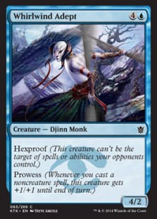 Whirlwind Adept (FOIL) 1
