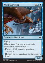 Aven Surveyor (FOIL) 1