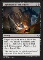 Diplomacy of the Wastes (FOIL) 1