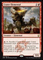 Crater Elemental 1