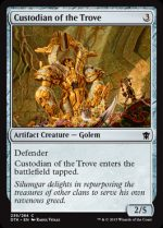 Custodian of the Trove (FOIL) 1