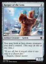 Keeper of the Lens (FOIL) 1