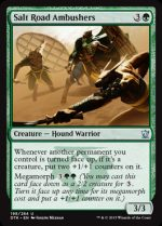 Salt Road Ambushers (FOIL) 1