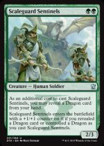 Scaleguard Sentinels (FOIL) 1
