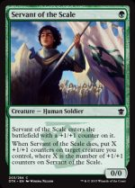 Servant of the Scale (FOIL) 1