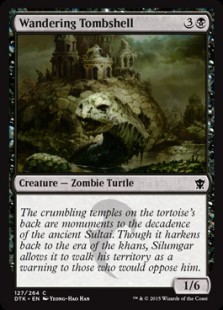 Wandering Tombshell (FOIL) 1