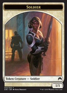 Soldier (Magic Origins)