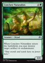 Conclave Naturalists 1