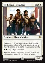 Kytheon's Irregulars (FOIL) 1