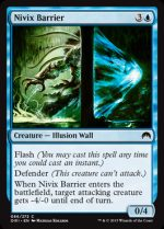 Nivix Barrier (FOIL) 1