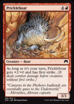 Prickleboar (FOIL) 1