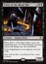 Priest of the Blood Rite (FOIL) 1